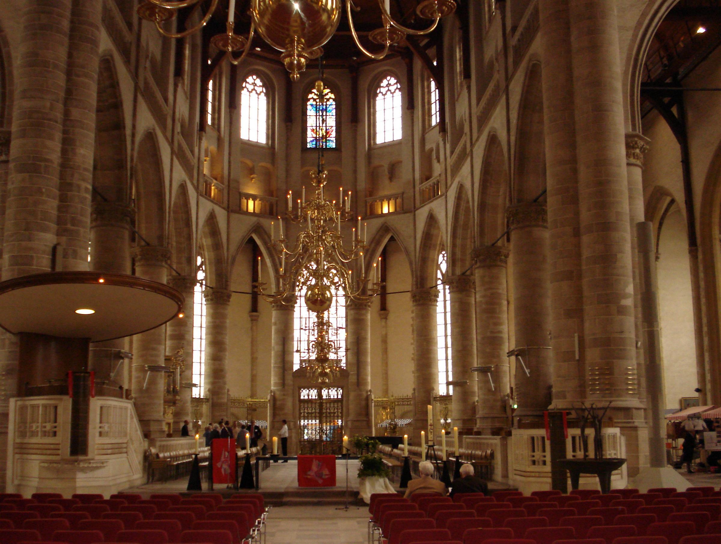File rotterdam laurenskerk for Interieur rotterdam