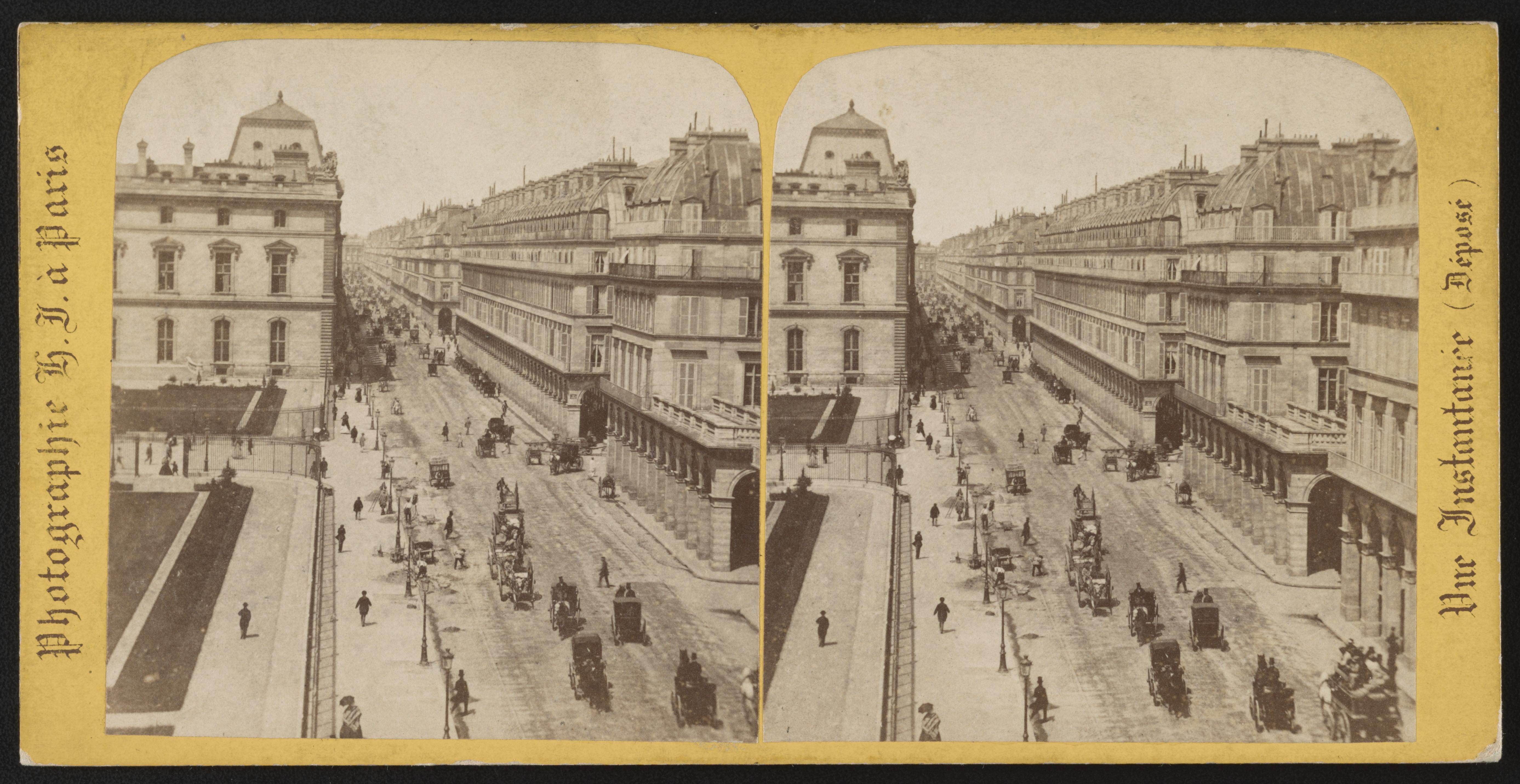 Hotel Rue Du Louvre