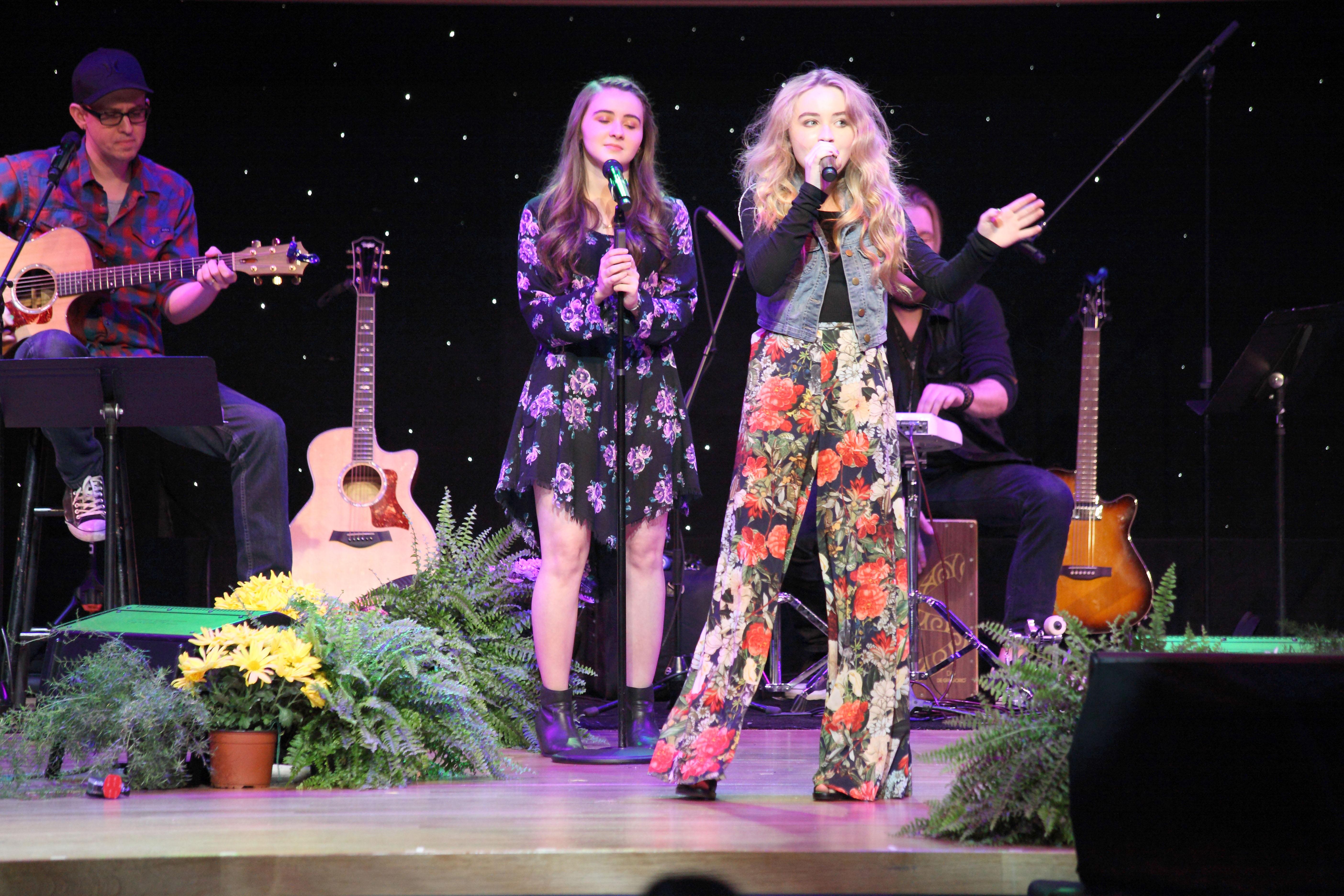 9 December 2019 English Sabrina Carpenter at Disney Social Media Moms Conference 2014