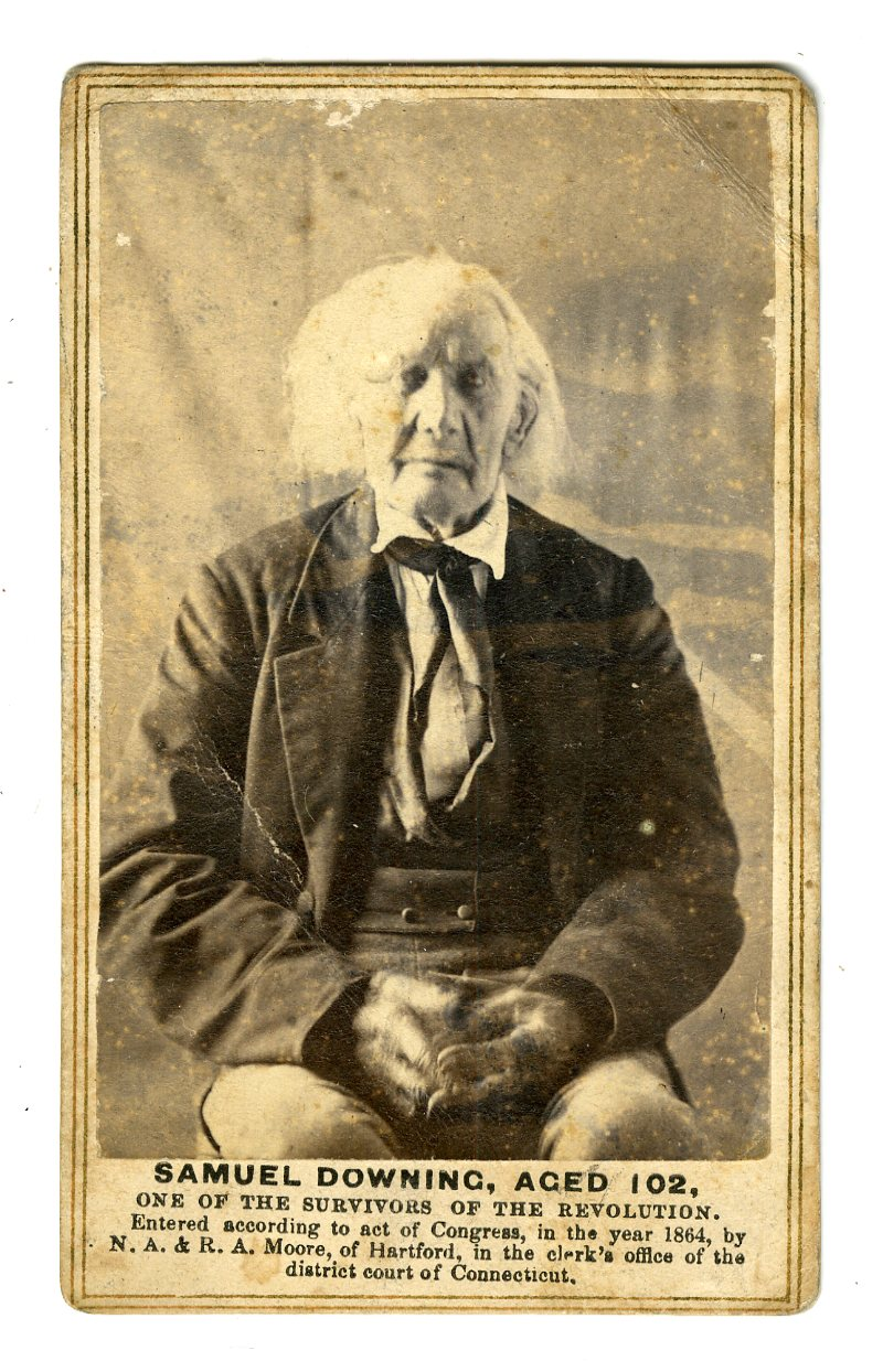 Samuel Downing – One of the last surviving American Revolutionary War Veterans