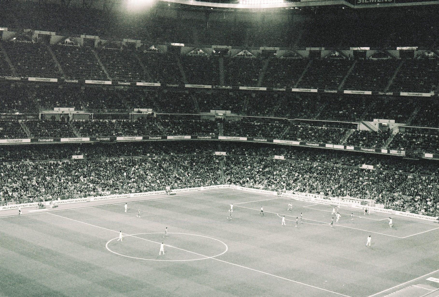 Description Santiago Bernab  U Stadium  2007
