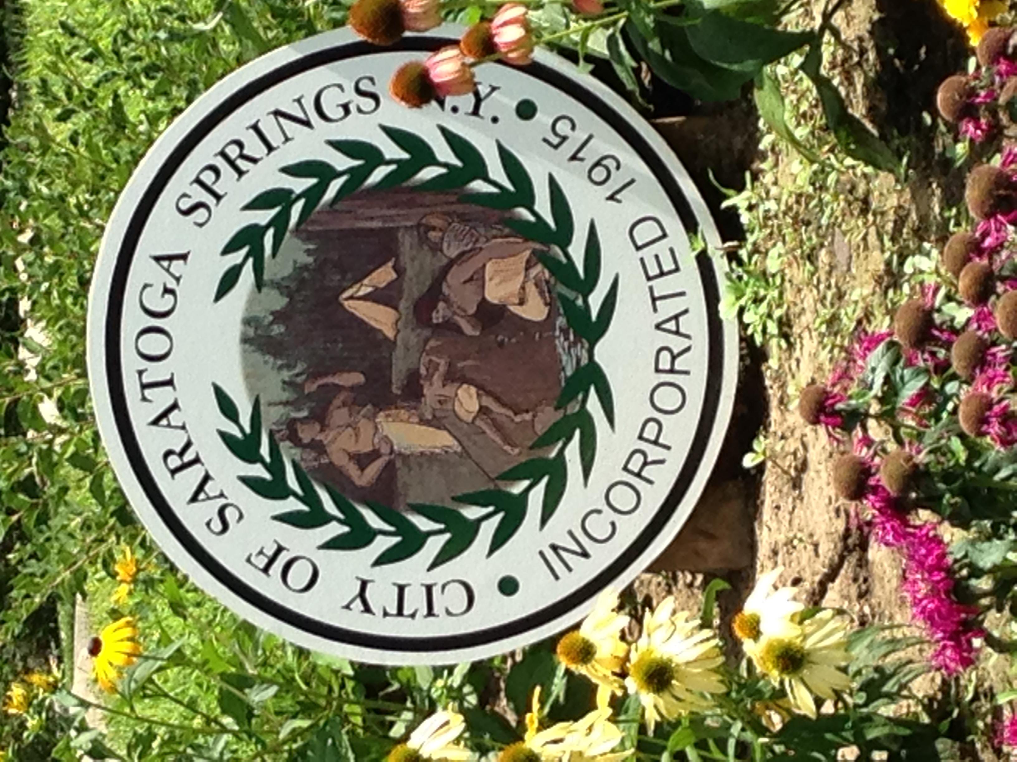 Filesaratoga Springs Ny City Seal Congress Parkg Wikipedia