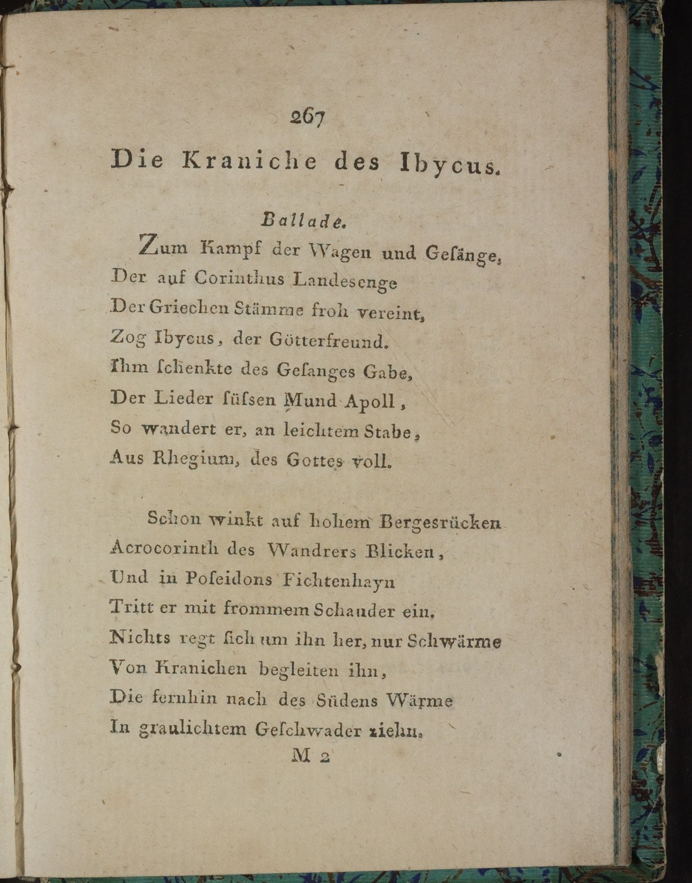 Die Kraniche Des Ibykus Wikipedia