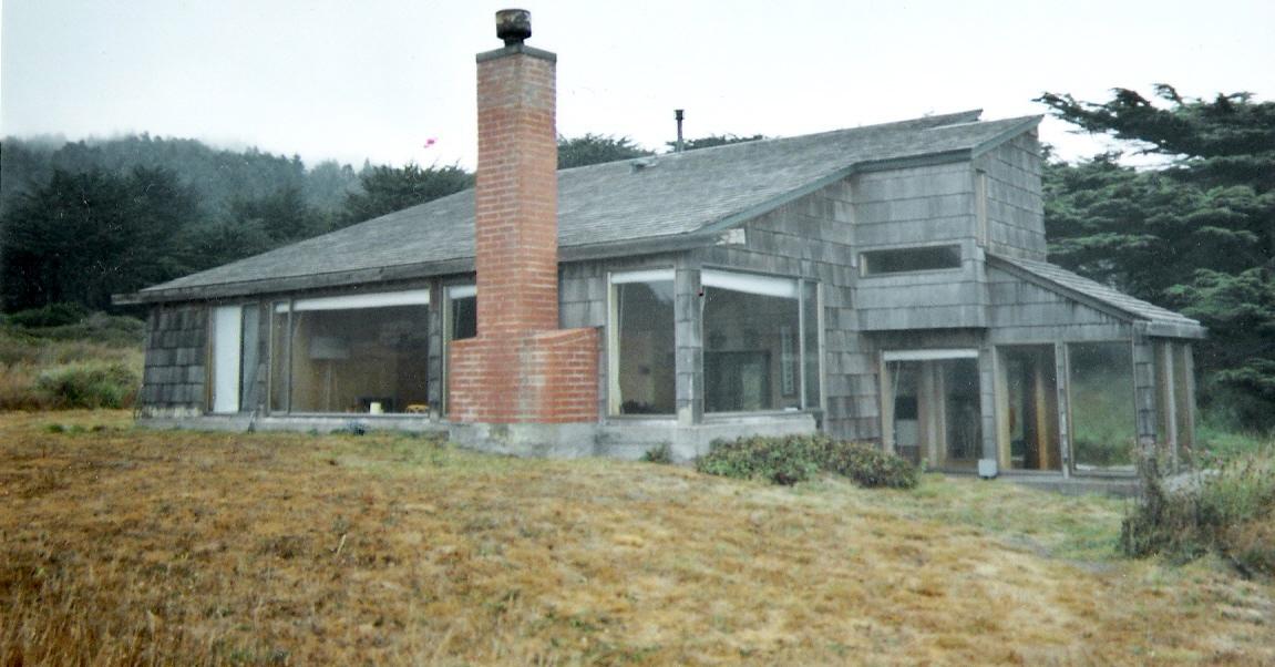 joseph esherick architect wikipedia ForSea Ranch House