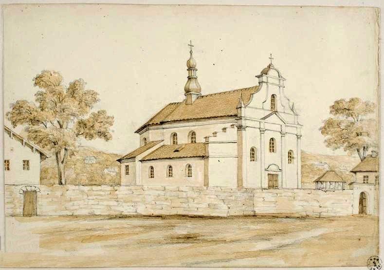 Костел Флориана XVIII ст.