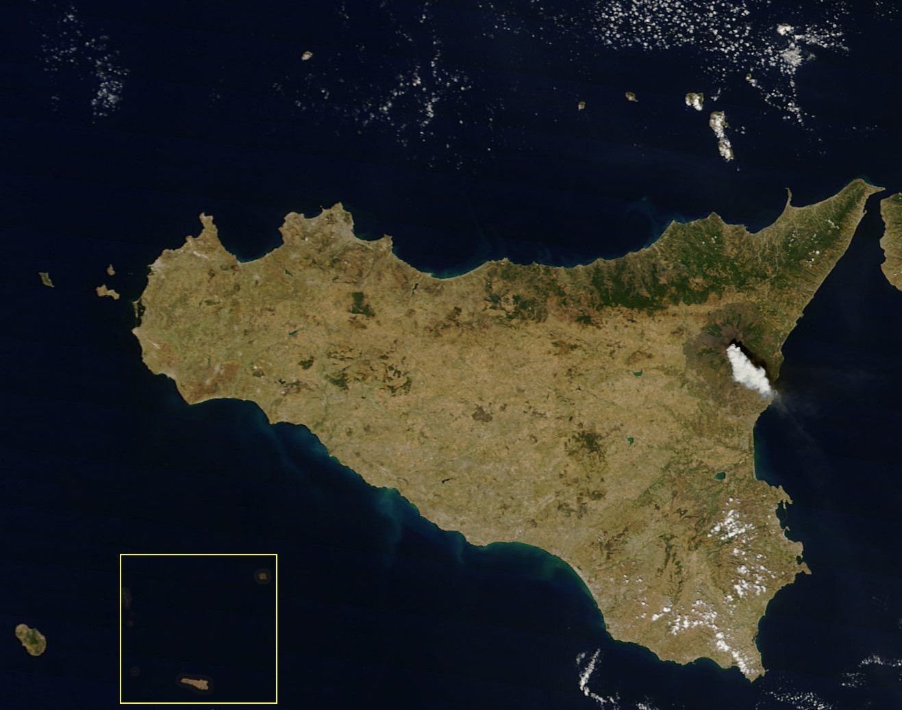 Cartina Sicilia Satellite.File Sicilia E Isole Minori Sat Jpg Wikimedia Commons