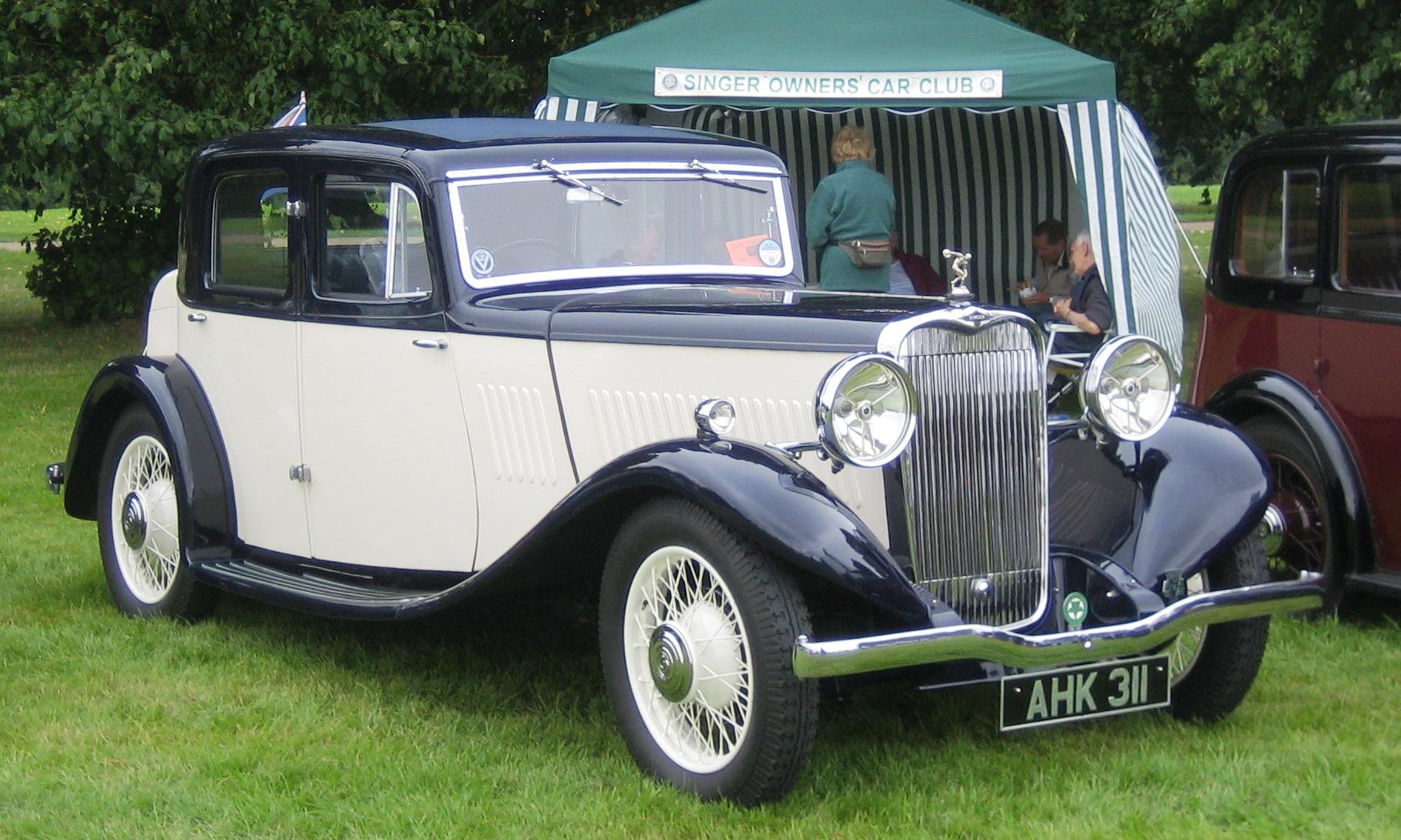 Classic Car Club Yorkshire