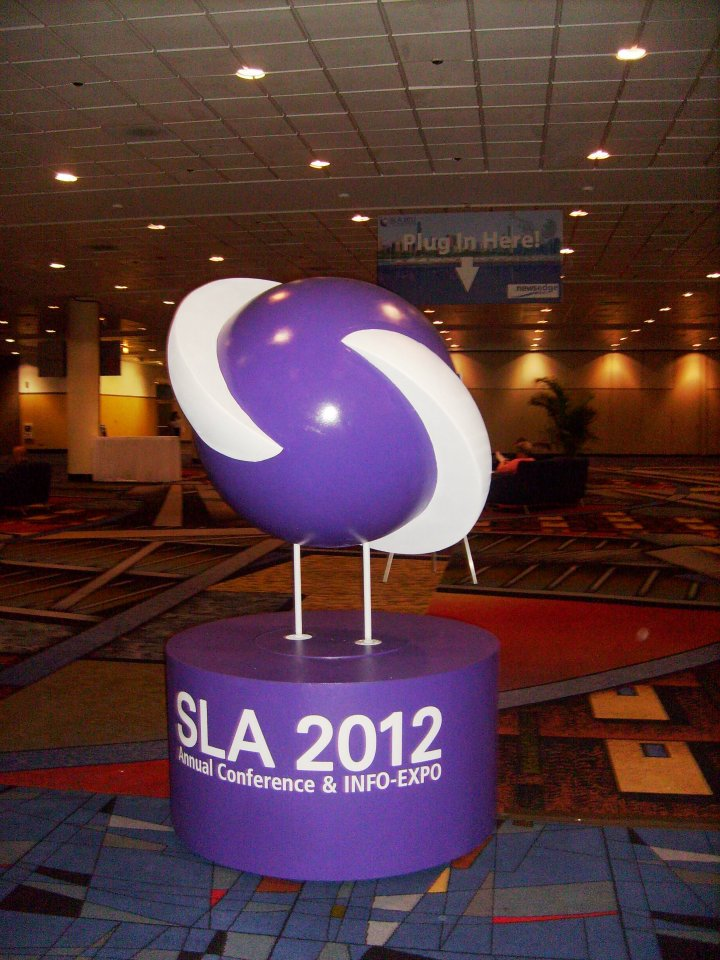 '''The SLA conference in 2012'''