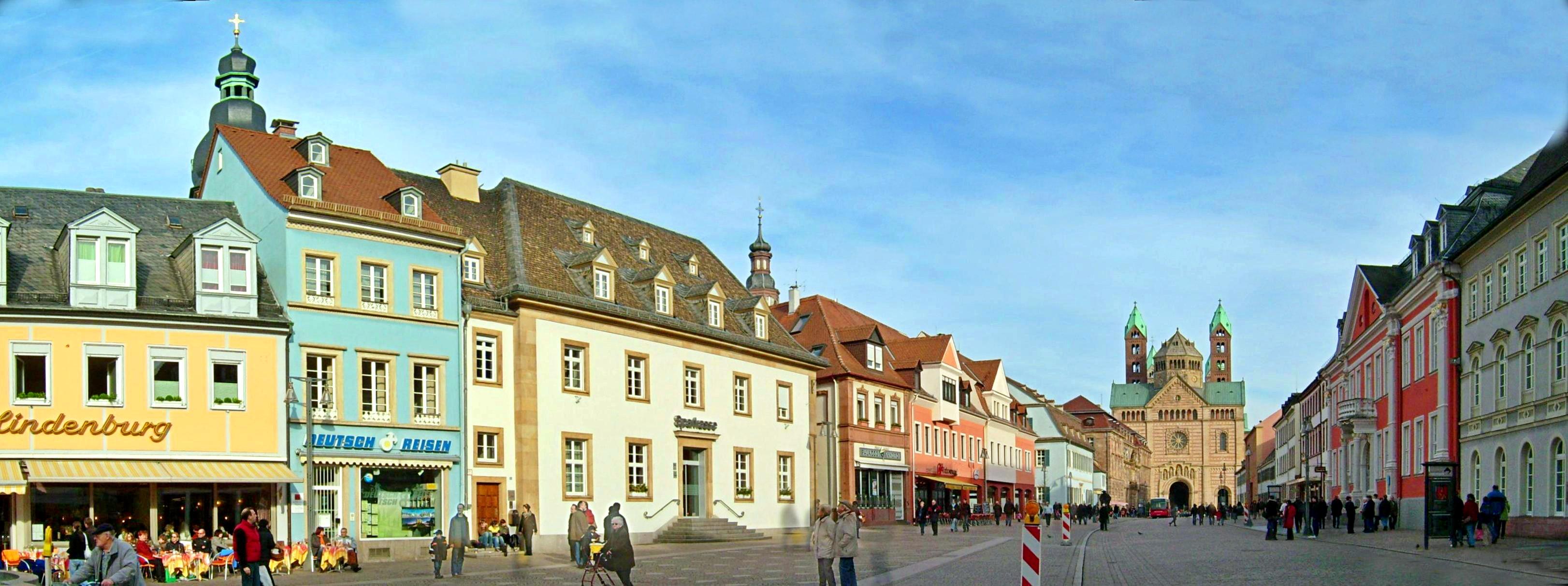 Wohnung Mieten In Speyer