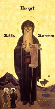 Antonius, Abbas