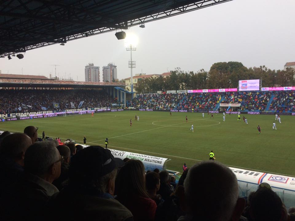 Stadio Paolo Mazza - Wikipedia