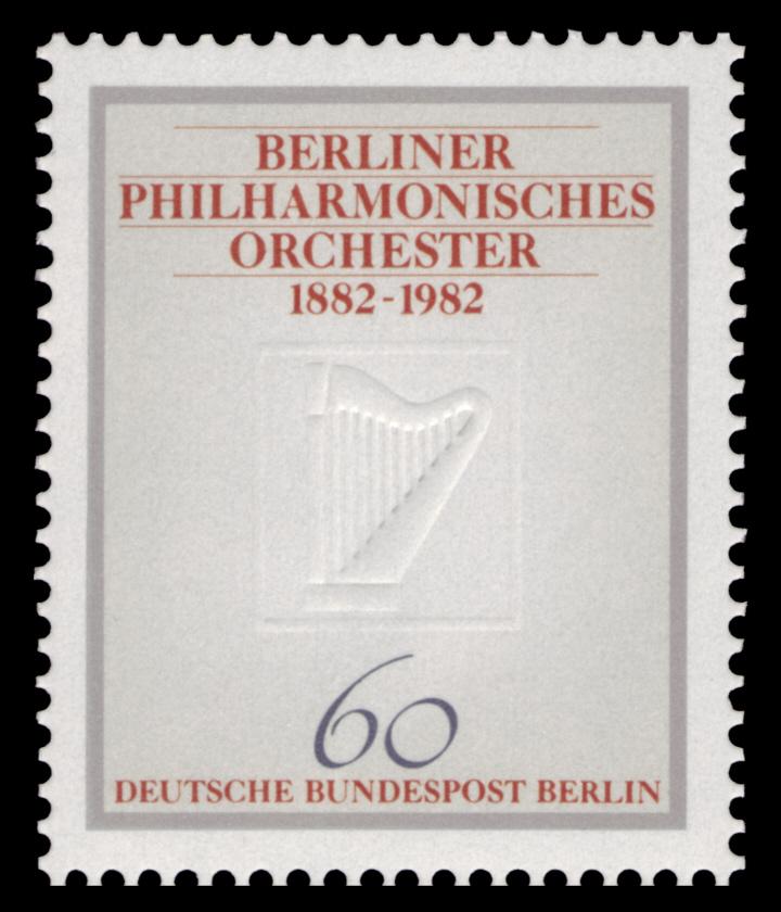 Briefmarken Jahrgang 1982 Der Deutschen Bundespost Berlin Wikiwand