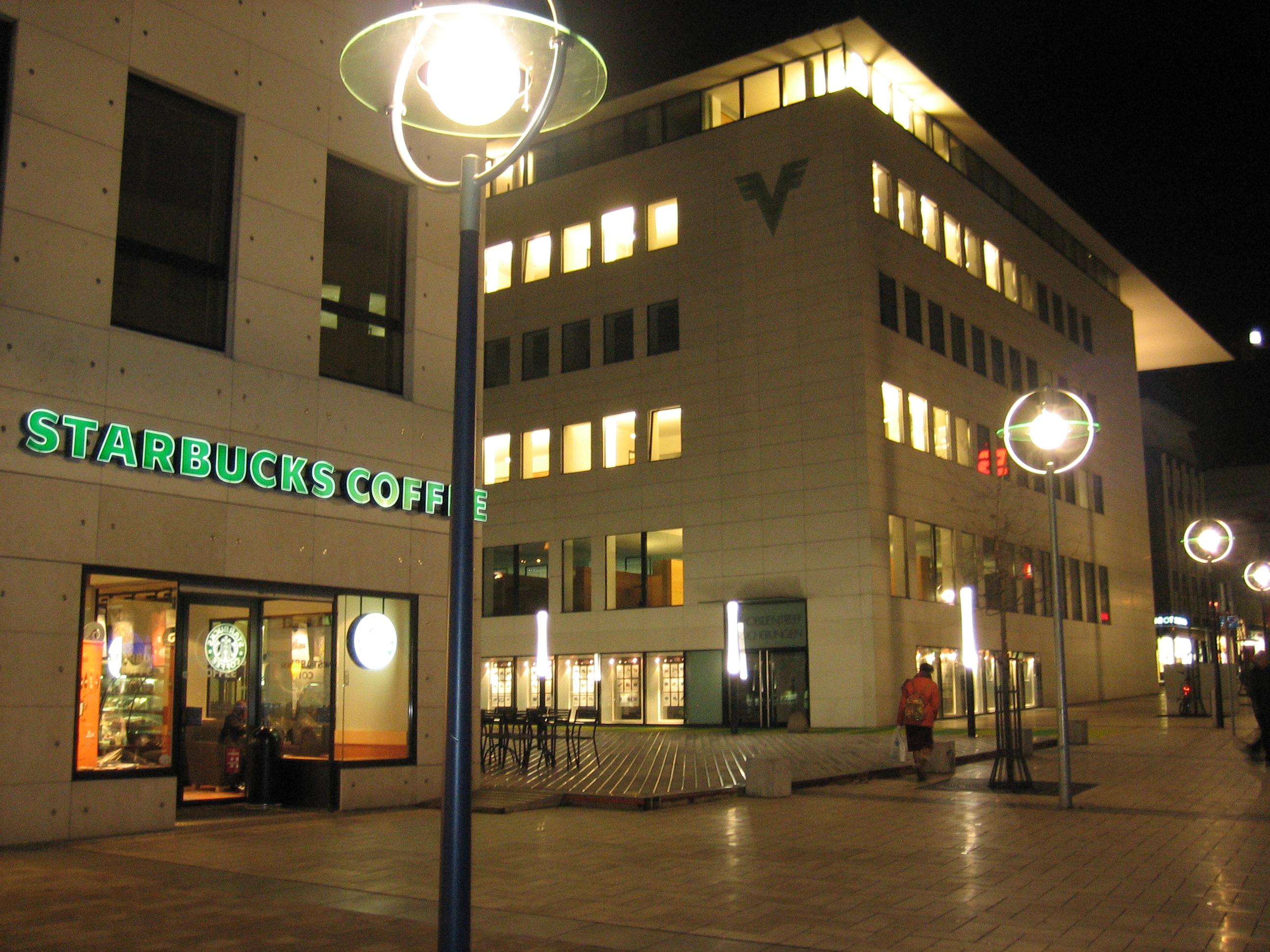 Starbucks in Dortmund, Germany