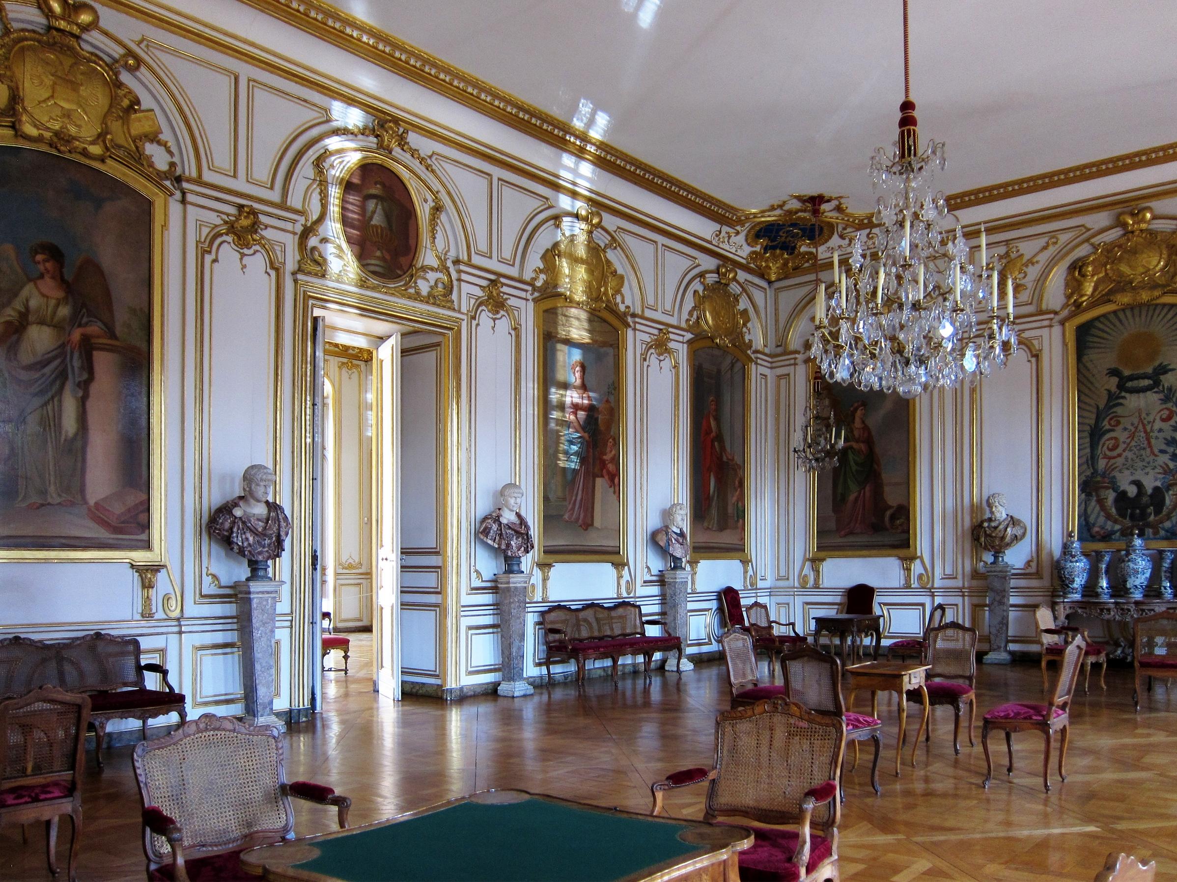 File Strasbourg Rohan Salon Eveques Jpg Wikimedia Commons