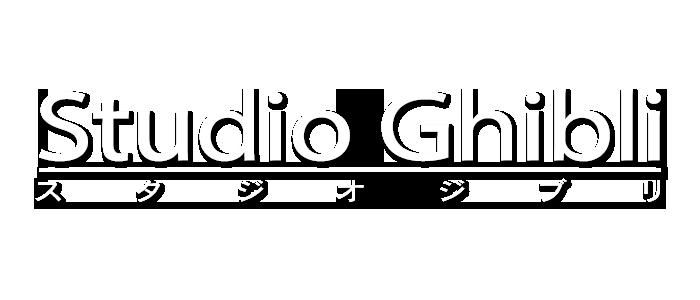 吉卜力工作室专题logo