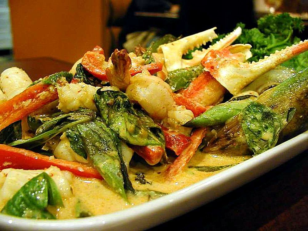 File thai food crabs claws wikimedia commons for About thai cuisine