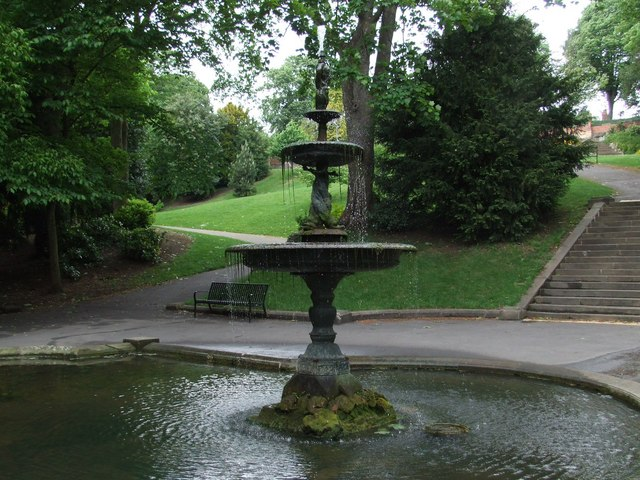 The Arboretum, Lincoln - geograph.org.uk - 821788