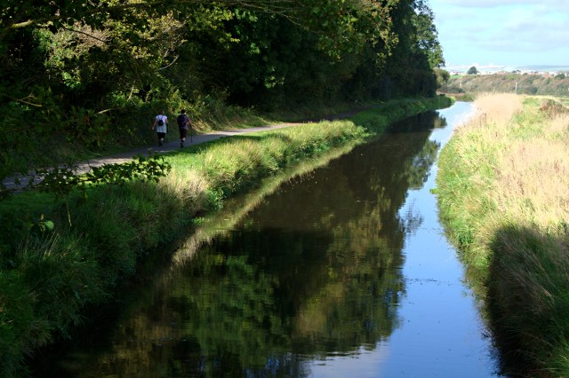 The Bude Canal - geograph.org.uk - 1536866
