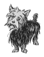 Toto (<i>Oz</i>) fictional dog in the Oz series