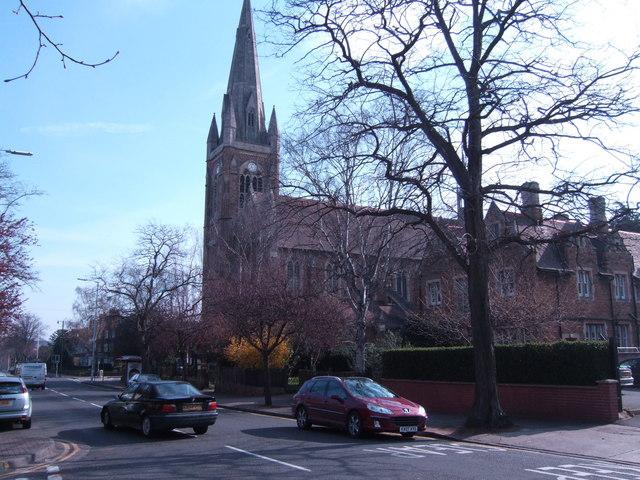 St Matthews Church Northampton Wikipedia