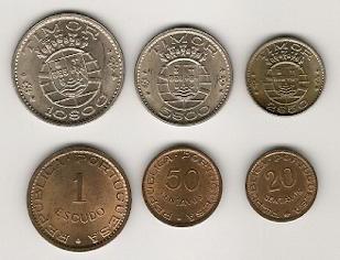 Portuguese Timorese escudo