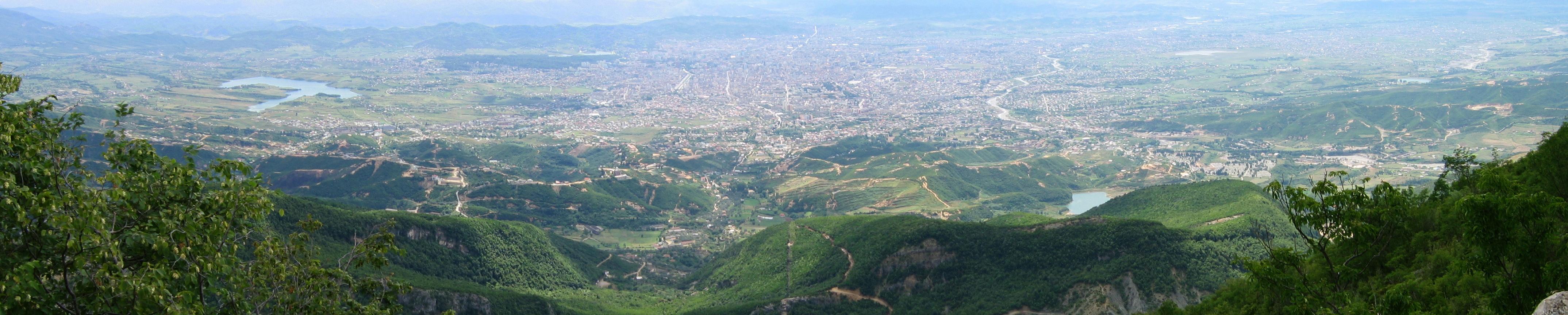 Mount Dajti