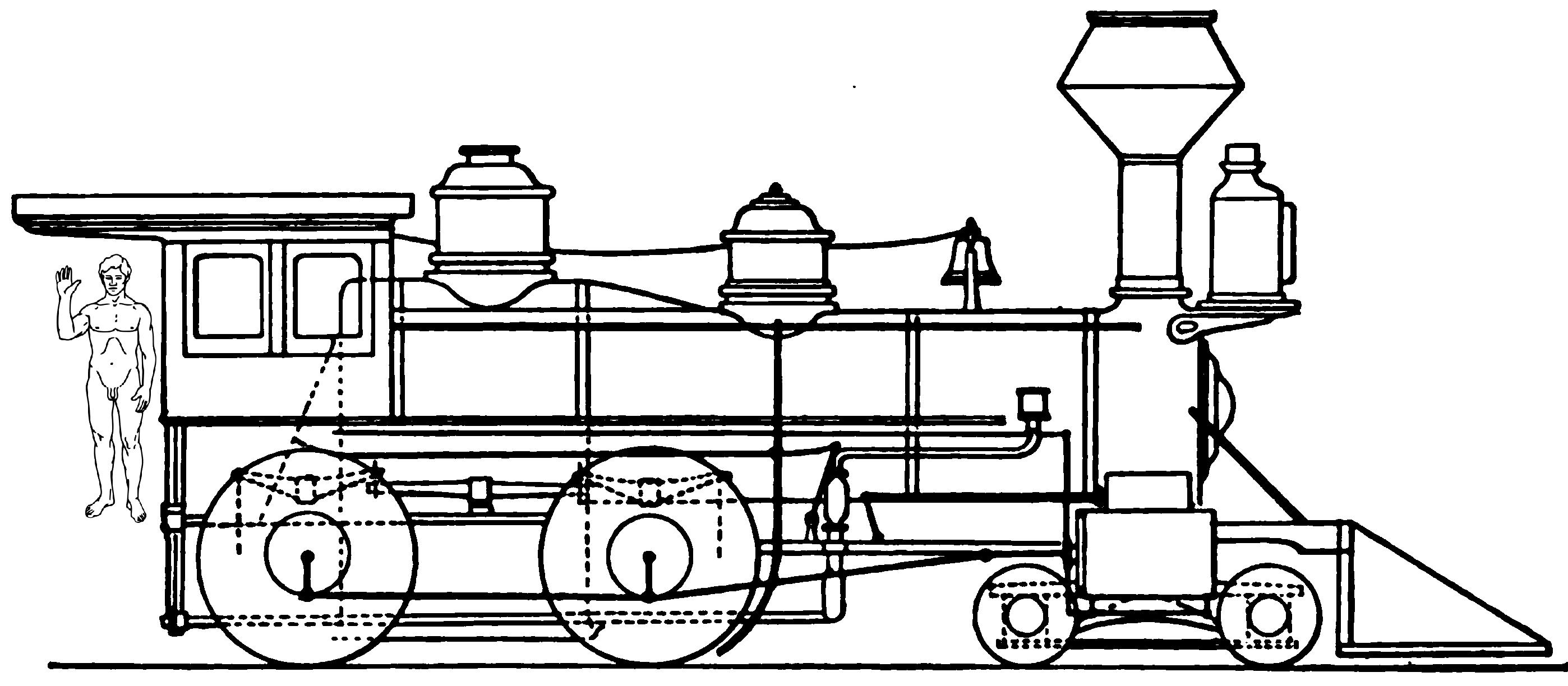 Line Drawing Train : File train scale g wikimedia commons
