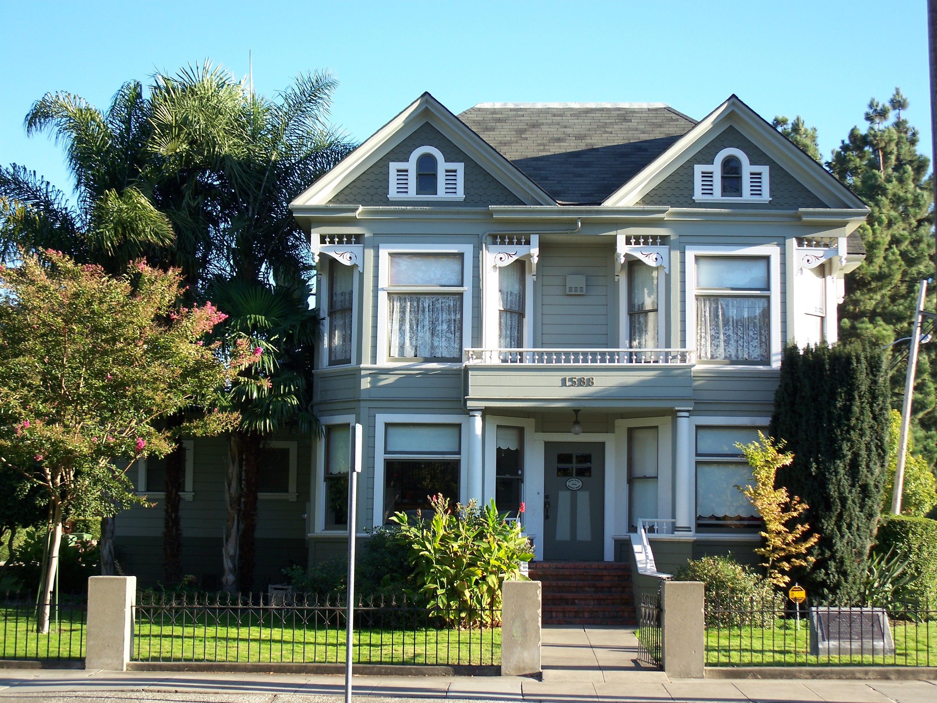 File usa santa clara william kiely house wikimedia for Clara house
