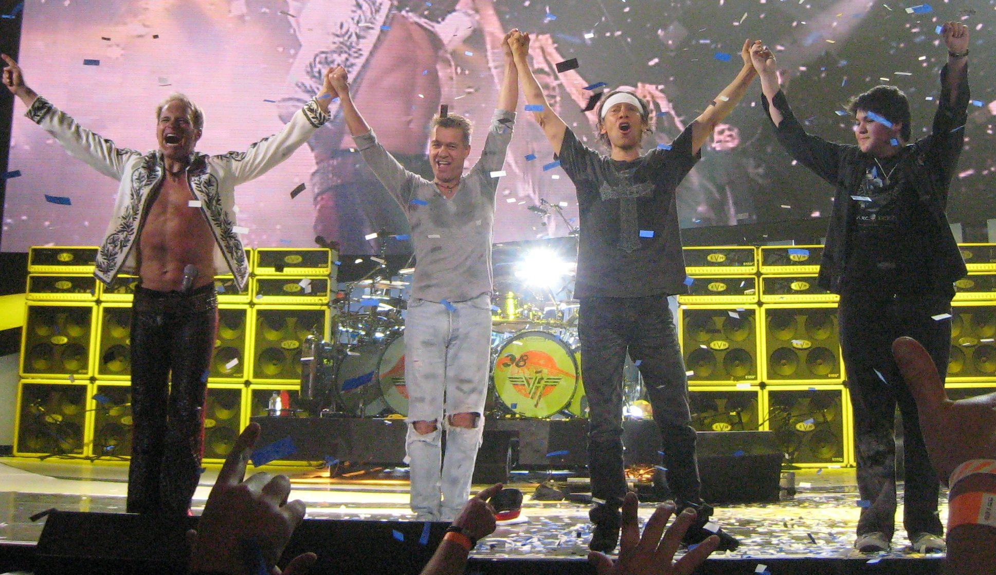 Van Halen Wikipedia