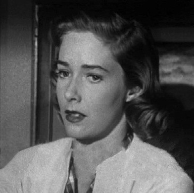 Vera Miles in The Wrong Man trailer