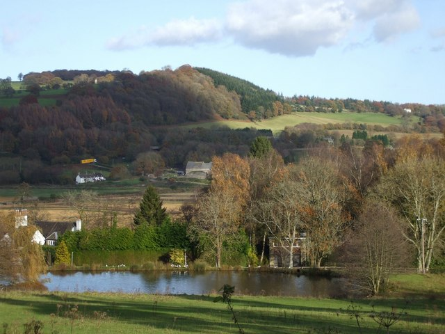 View from Coed Craig Ruperra car-park - geograph.org.uk - 1043315