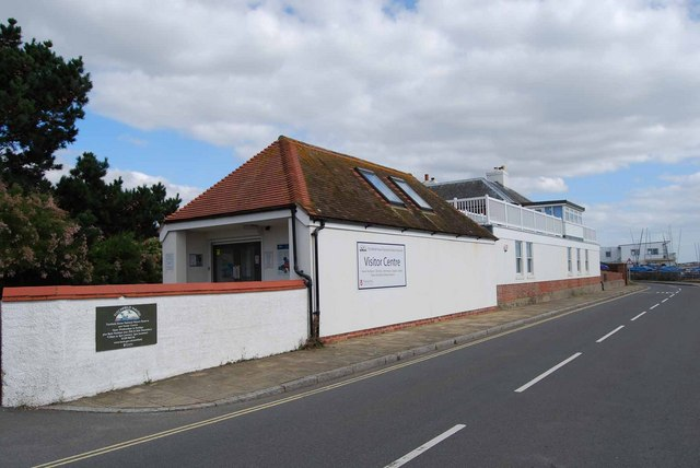 Visitor centre for the Titchfield Haven Nature Reserve - geograph.org.uk - 1497543
