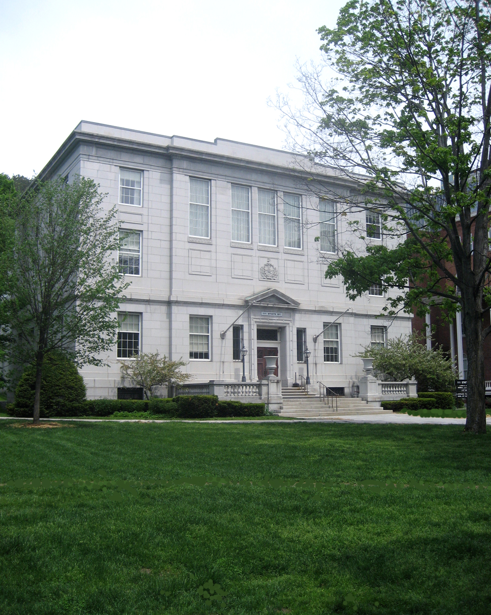 The Vermont Supreme Court's building in Montpelier.