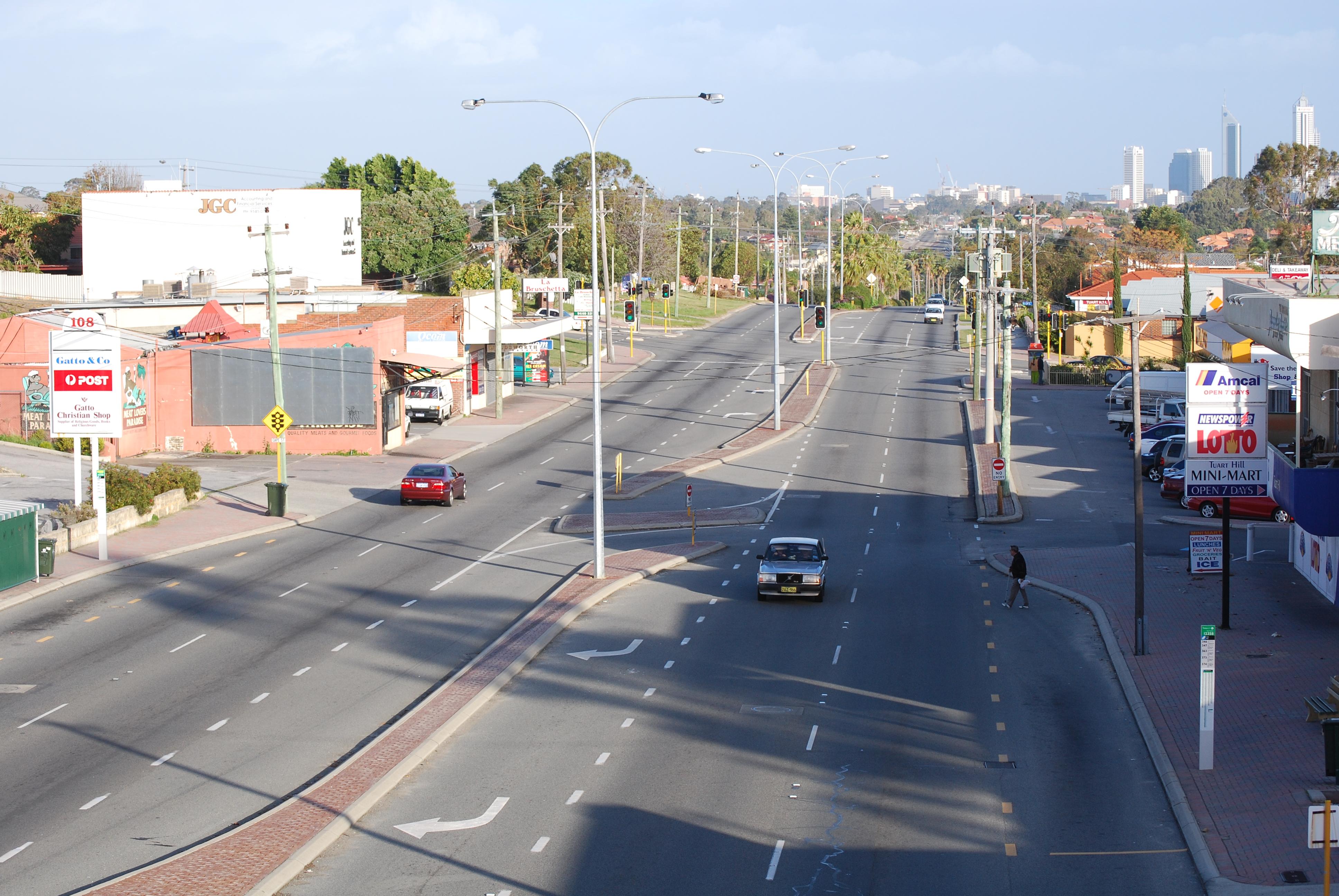 Wanneroo Road Wikipedia