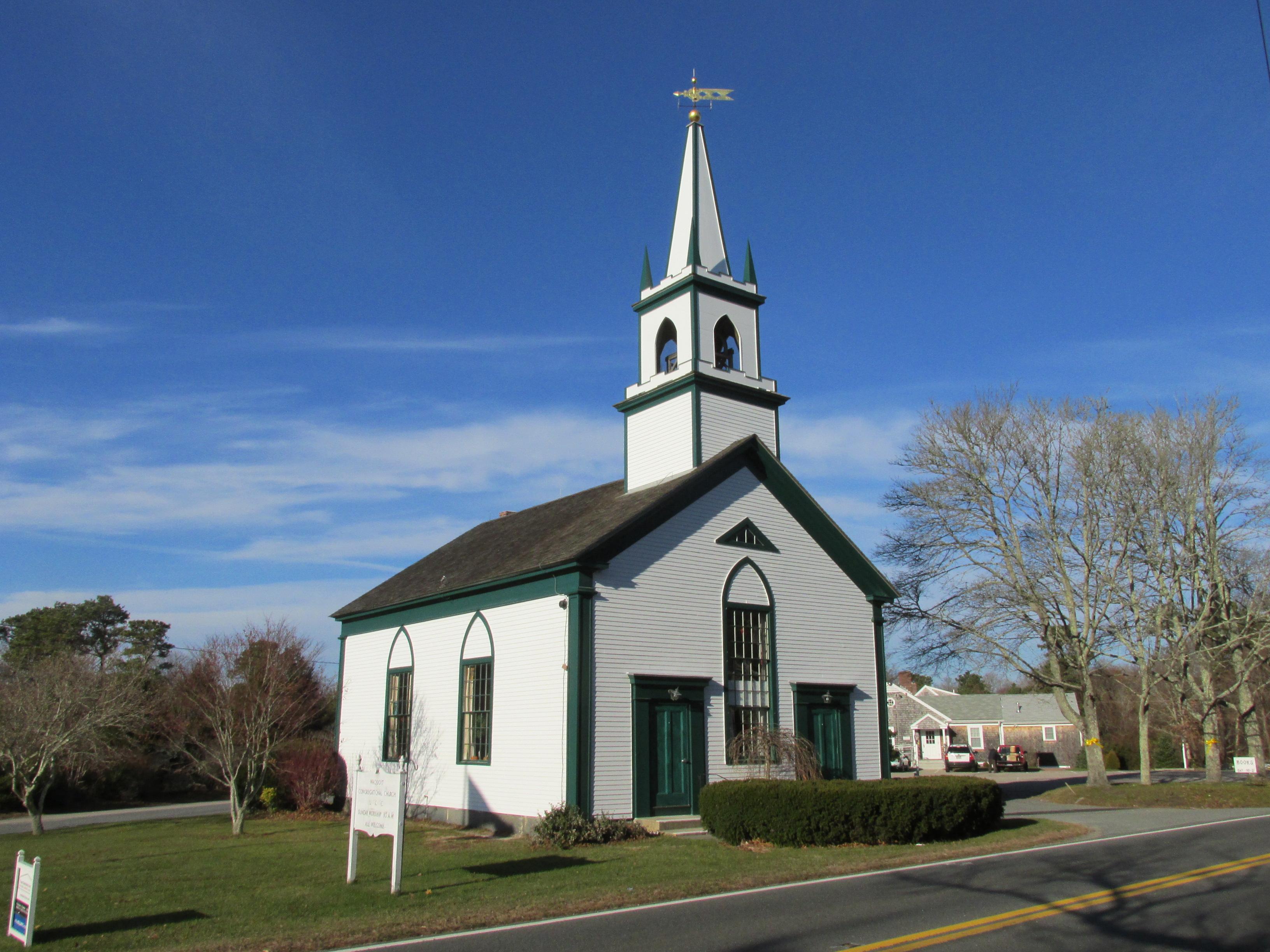 File:Waquoit Congregational Church, Waquoit MA.jpg ...