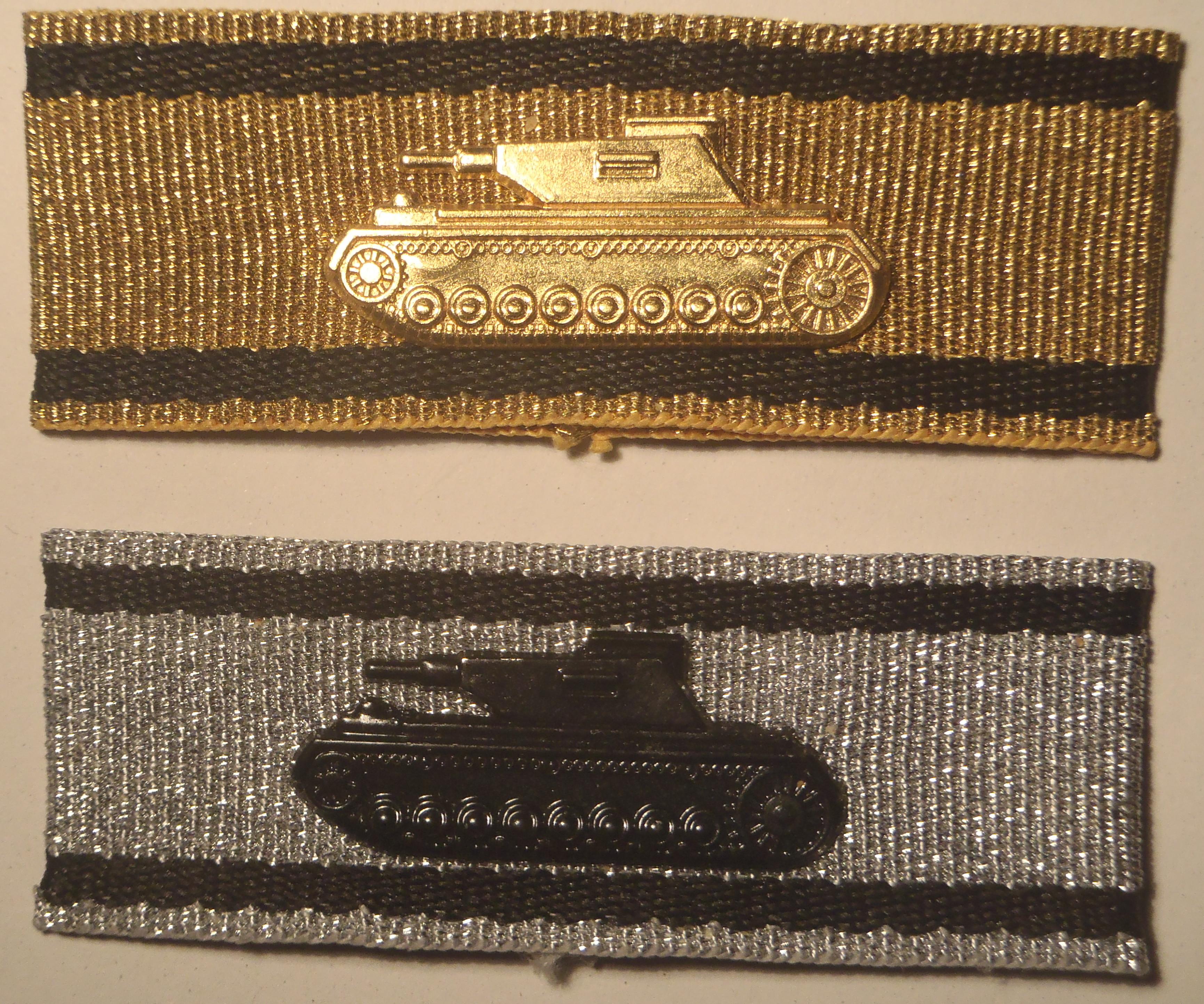 Tank Destruction Badge - Wikipedia
