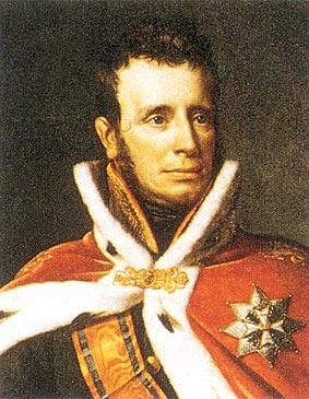 175-я годовщина со дня смерти Великого герцога Виллема I