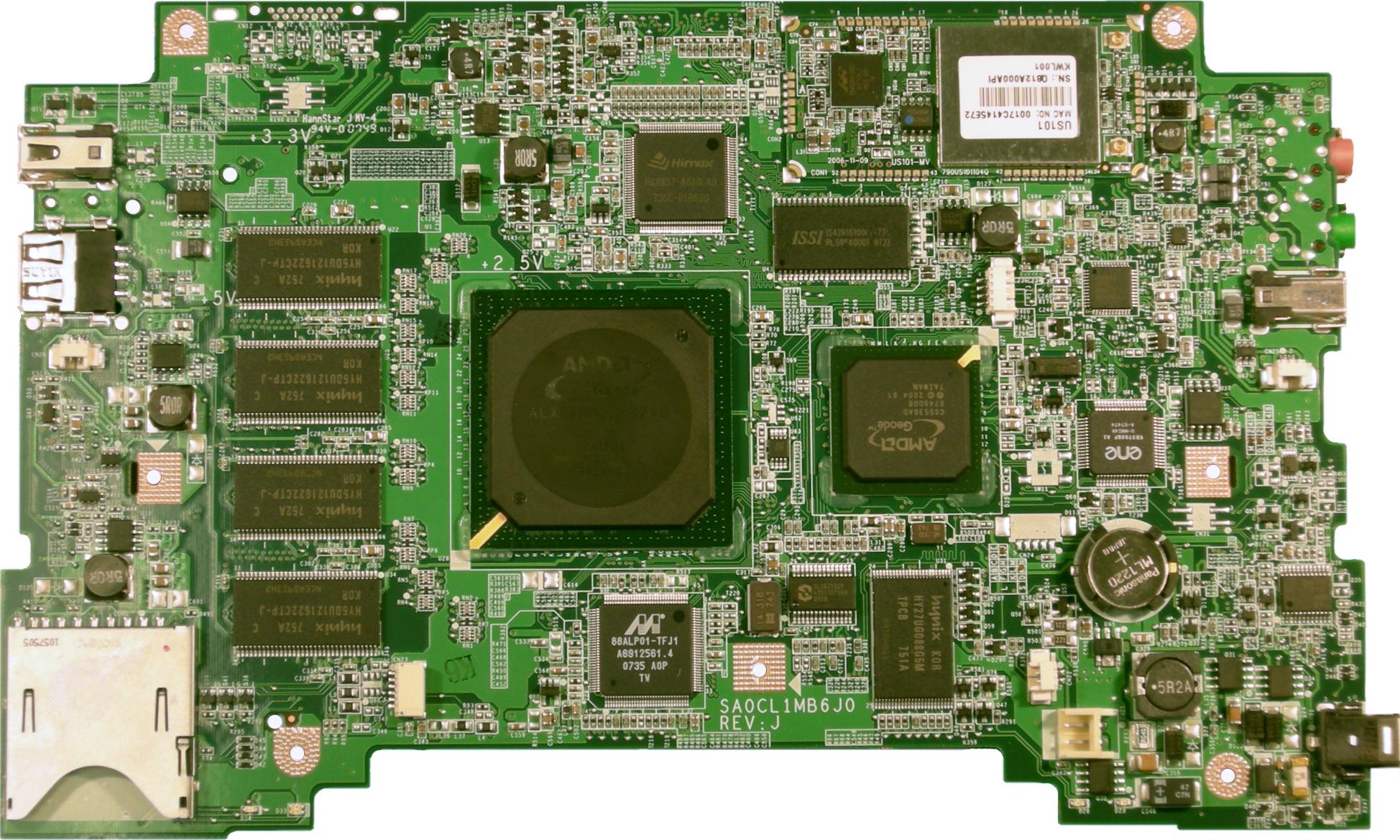 Материнская плата OTHER  HP/H55 P55 H57 1156 MS-7613 DDR3