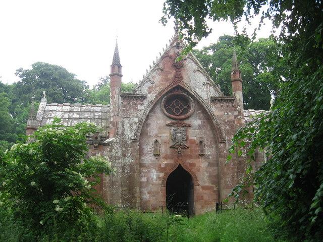 Yester Chapel Wikipedia