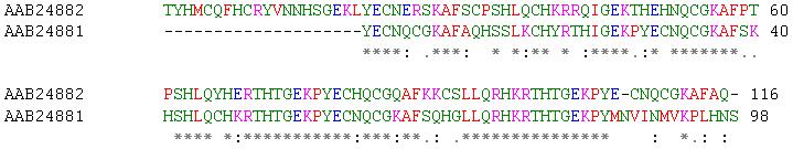 Allineamento di sequenze