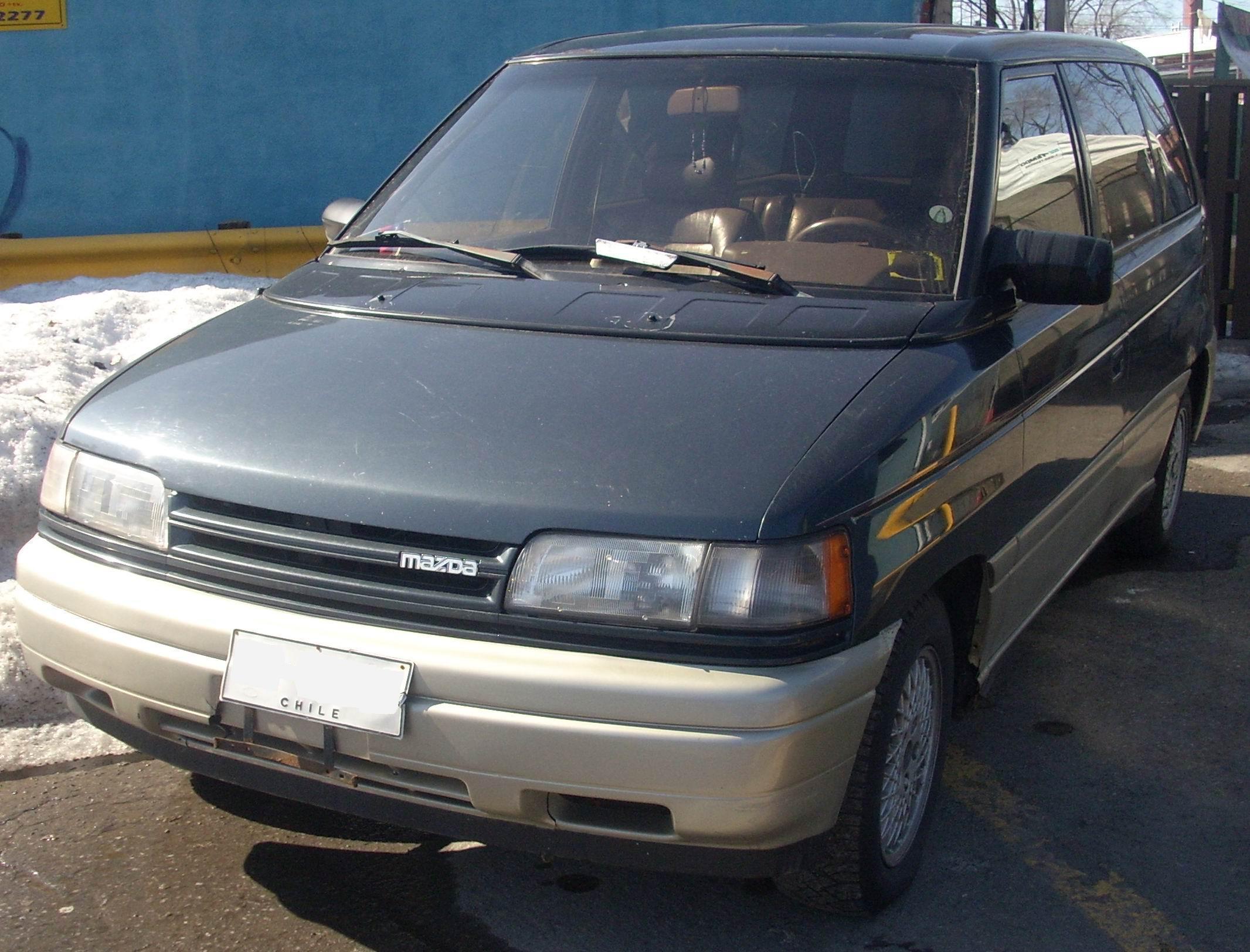 Mazda MPV 1990