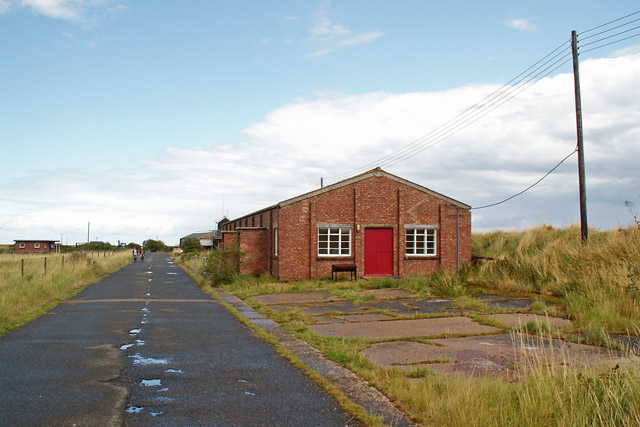 'The Barracks', Orford Ness - geograph.org.uk - 939014