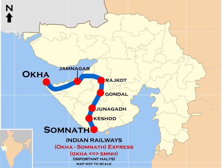 Somnath Okha Express Wikipedia