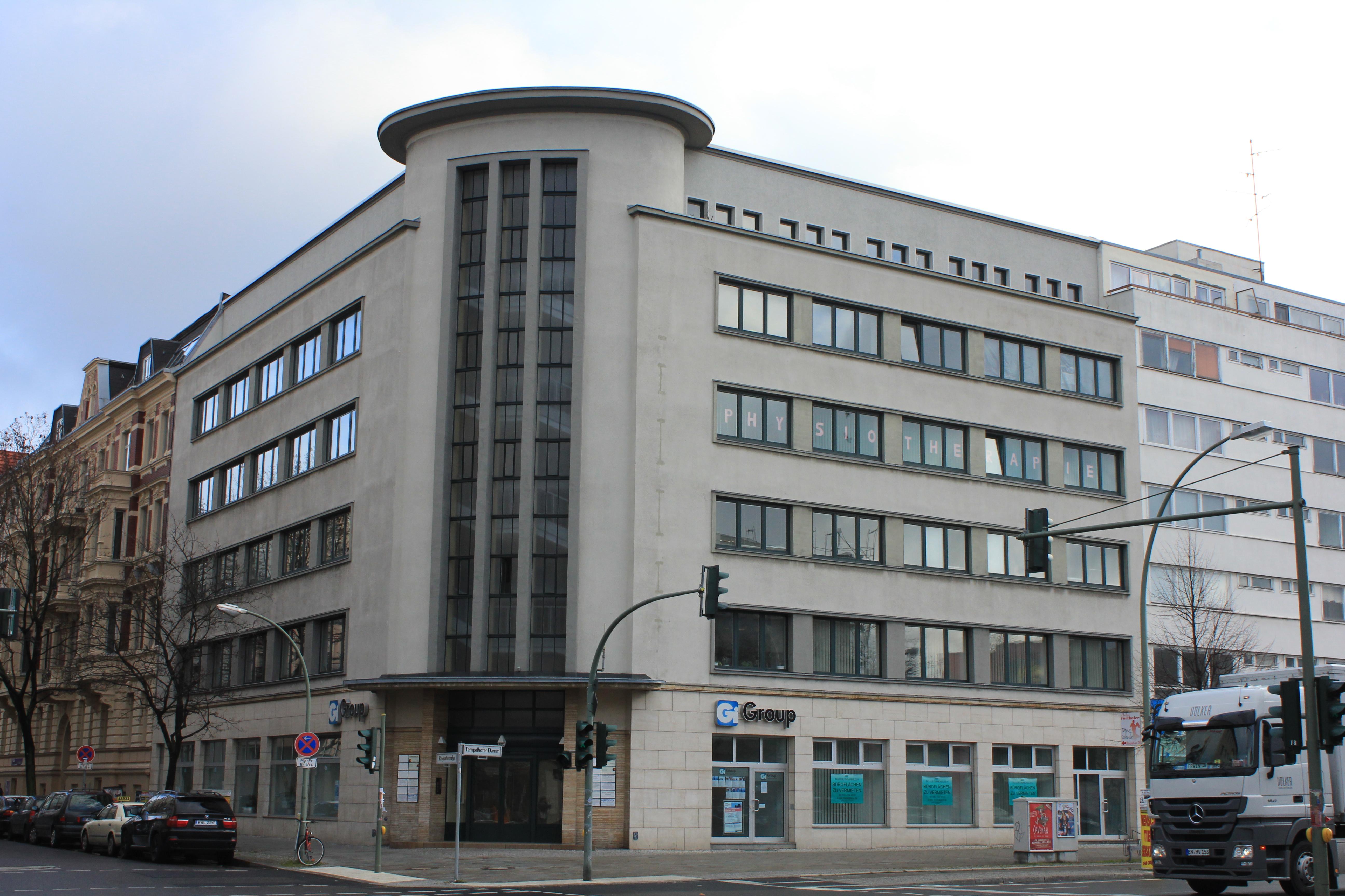File 09055120 Berlin Tempelhof Tempelhofer Damm 125 001
