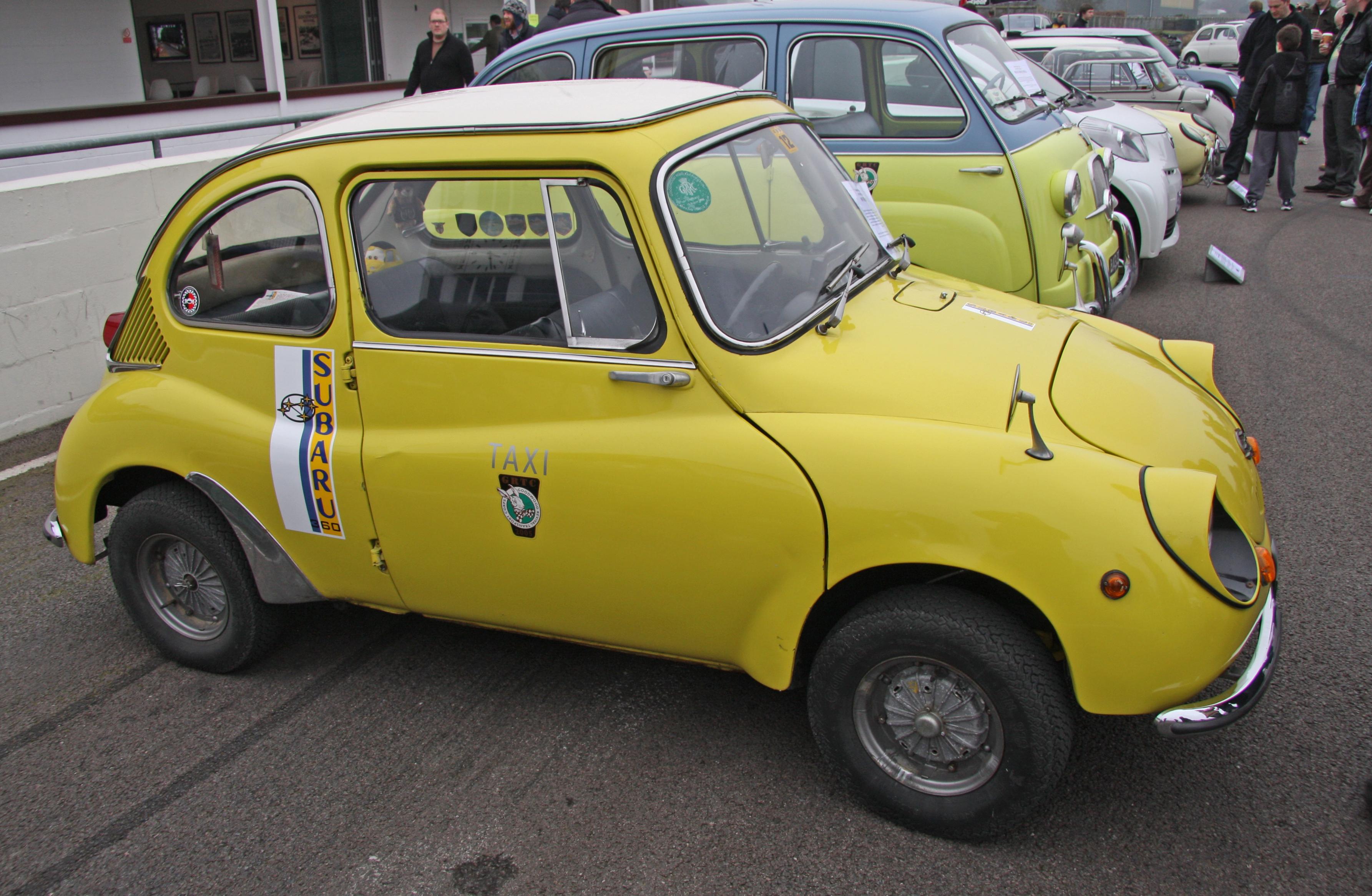 File 1967 Subaru 360 Flickr exfordy Wikimedia