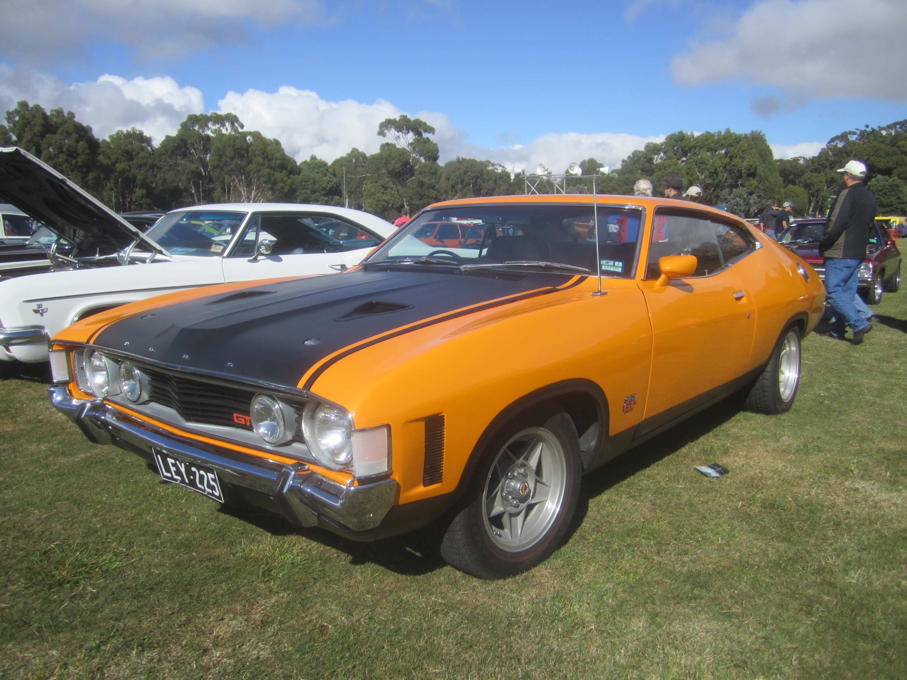 File 1972 Ford Falcon Xa Gt Hardtop Jpg Wikimedia Commons