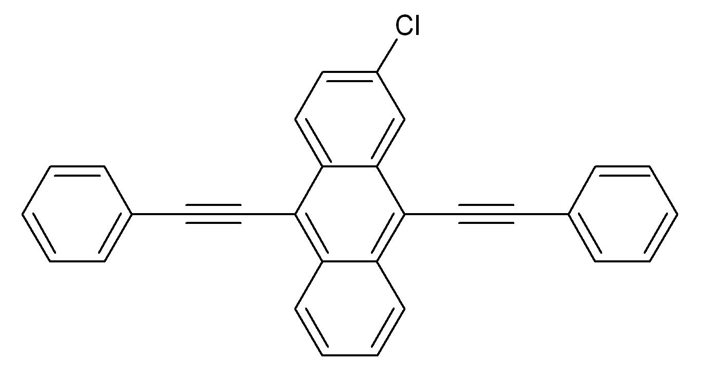 File2 Chloro 910 Bisphenylethynylanthracene