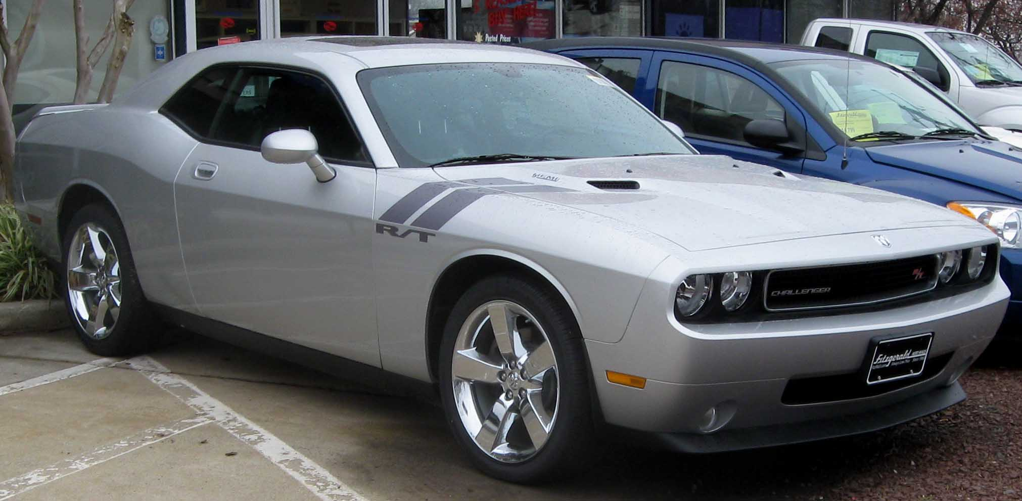 File:2009 Dodge Challenger RT.jpg - Wikipedia, the free encyclopedia