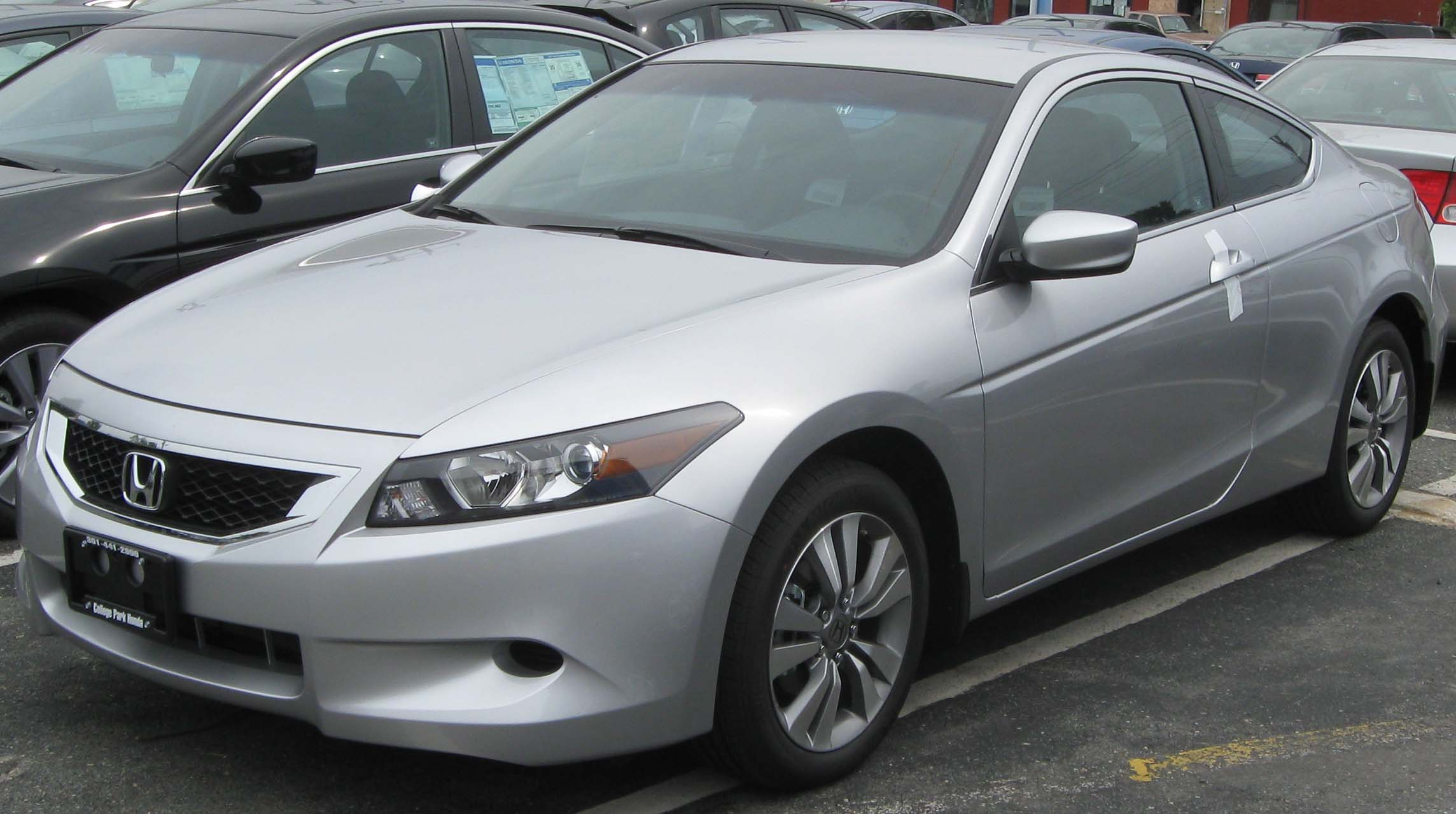 File:2010 Honda Accord LX-S coupe -- 09-03-2010.jpg - Wikipedia, the ...