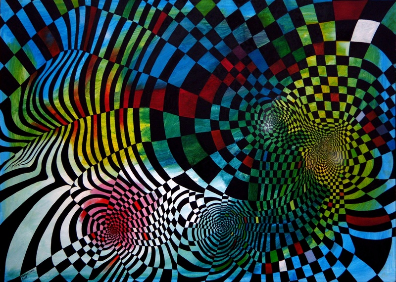 Op Art Wikipedia Bahasa Indonesia Ensiklopedia Bebas